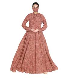 Cheetah  Print-Modest Dress With Extra Flare- Not An Abaya.