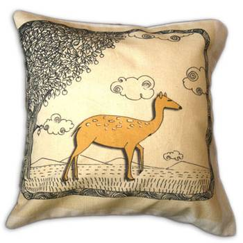 Hareen Chap Cushion Cover