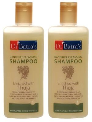 Dandruff Cleansing Shampoo 200 Ml Each (Pack Of 2)