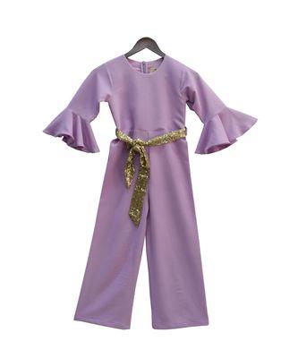 Lilac Jumpsuit