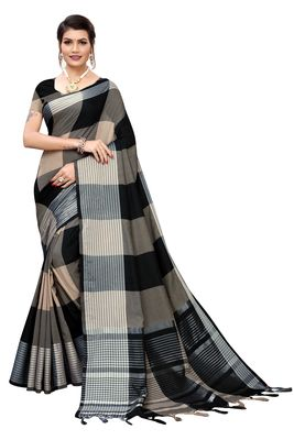 Soft Cotton Pure woven Silk Saree