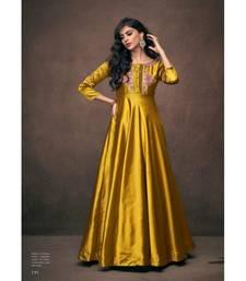 Satin Silk Wedding Gowns