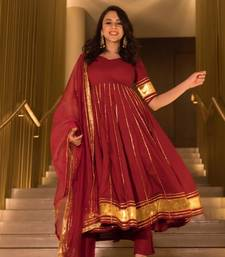 Women's Designer Anarkali Dress