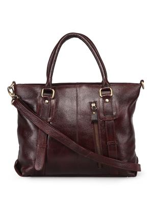 GENWAYNE Brown women's handbag