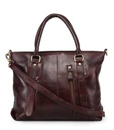 GENWAYNE Brown women's handbag