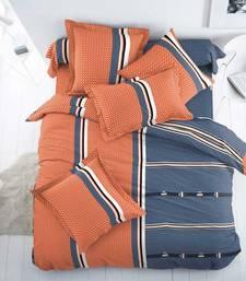 Sethi Fashion 180TC Cotton King Polka Bedsheet
