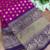 Pink Color Soft Kota Silk Thread Weaving Saree