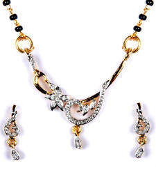 Buy Luxor Classy Mangalsutra  Set  Mother's Day Gift for women mangalsutra online