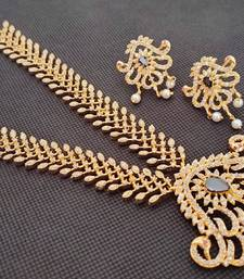 Black south-indian-jewellery