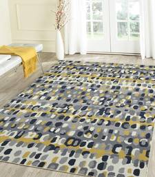 Hand Tufted Rug ,Stylish and Durable 5'x8' Steel Grey