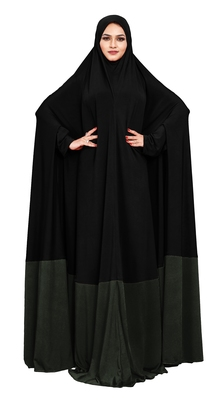 JSDC Umbrella Long Flairs Style Hosiery Lycra Women Abaya Burkha Burqa