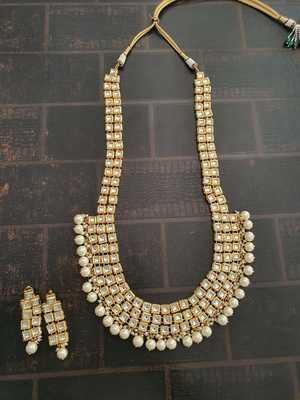 White jewellery