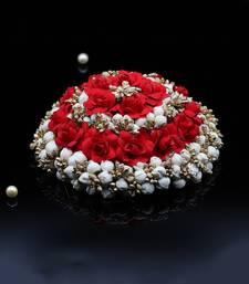 Artificial Flower Gajra Hair Juda  for Women