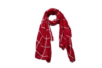 Best Seller  Designer Grid Hijab   100 % Pure Cotton Hijab  Maroon