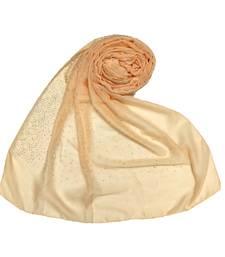 RESTOCKED  BEST SELLER BACK IN STOCK  Premium Cotton Rain Drop Hijab  Orange