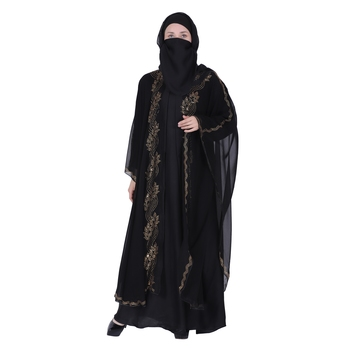MOMIN BAZAAR ISLAMIC MODEST KAFTAN ABAYA FOR WOMEN