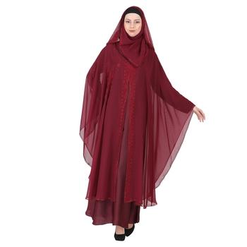 MOMIN BAZAAR ISLAMIC MODEST KAFTAN ABAYA FOR WOMEN