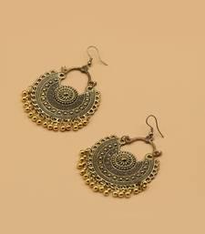 Copper silver plated Earrings