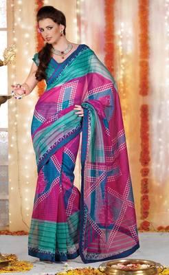 Designer Supernet Sari Jadoo1128