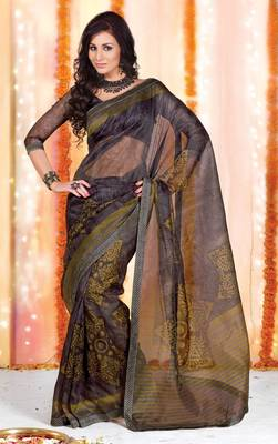 Designer Supernet Sari Jadoo1136
