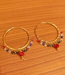 Multicolor hoops