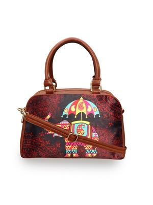 All things sundar multicolour women's handbag 292-139