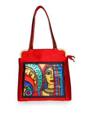 All things sundar multicolour women's tote bag 180-01