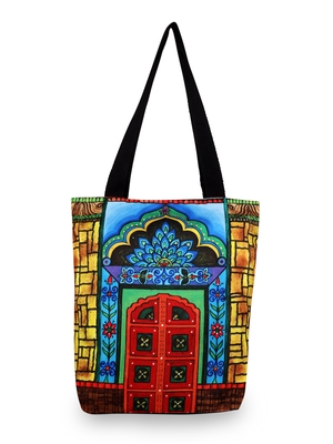 All things sundar multicolour women's tote bag 150-28
