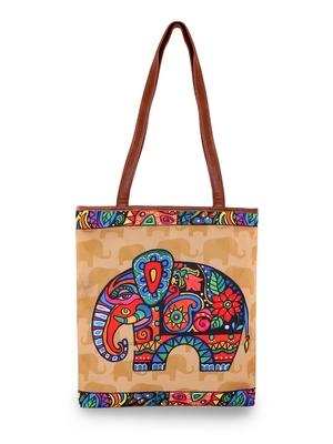 All things sundar multicolour women's tote bag 164-30B