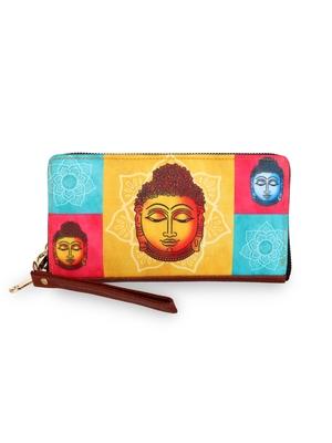 All things sundar multicolour women's wallet W08-166