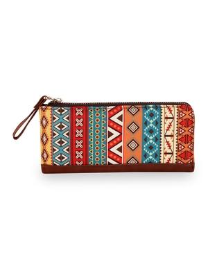 All things sundar multicolour women's wallet W03-70