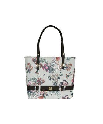 Stylish Grey Tote Bag