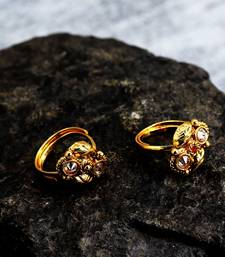 gold_plated Alloy toe rings