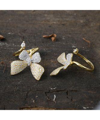 smart  beautiful delicate ring
