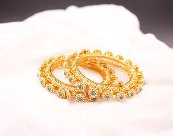 Turquoise bangles-and-bracelets