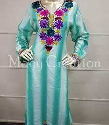 Dubai Kaftan Women Dress Islamic Max Fancy Morocco Caftan Farasha Long Gown 1751