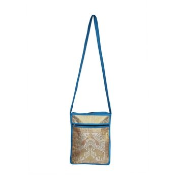 Lalhaveli Women Fashion Handbag Cross Body Bag Purse (Turquoise)
