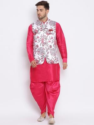 3Pc Kurta Harem and waistcoat