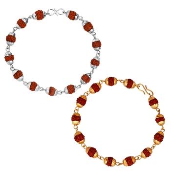 Brown bracelets