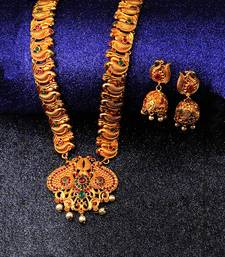antique gold Alloynecklace-sets