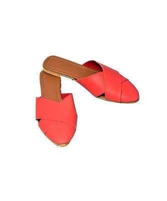 Pink dream mules