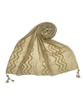 Brown Cotton   Premium Hijab