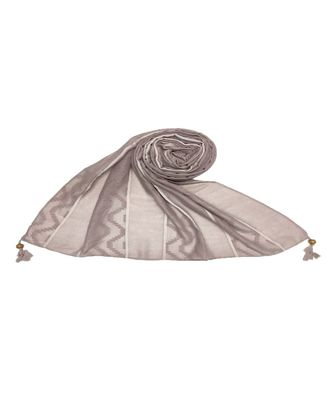 Purple Cotton   Premium Hijab