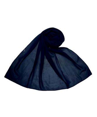 Blue Chiffon  Premium Hijab