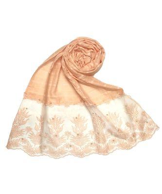 Orange Cotton   Premium Scarf
