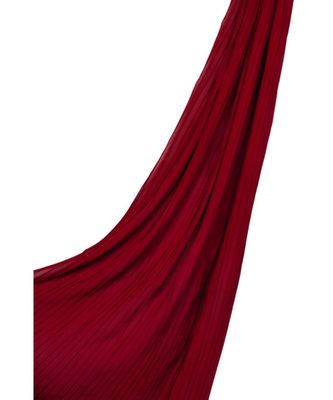 Maroon Chiffon  Premium Hijab