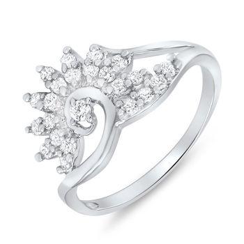 Mahi Peacock Ring