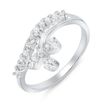 Mahi Floral Ring