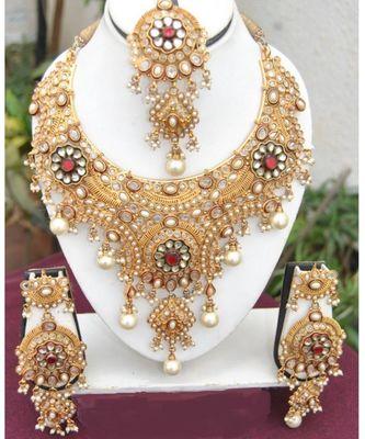 Bridal Necklace Set