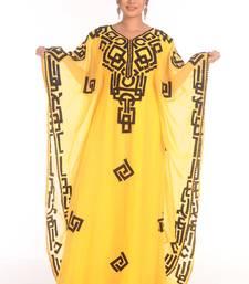 SALE !! 2021 Moroccan Islamic Kaftan Beach Fancy Modern Floor Length Bell Sleeve For Women Dress